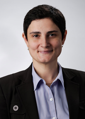 Dr. Camelia Kuhnen, headshot