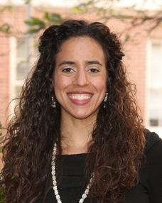 Dr. Caterina Gallippi, headshot