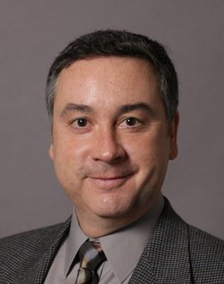 Dr. David Lalush, headshot