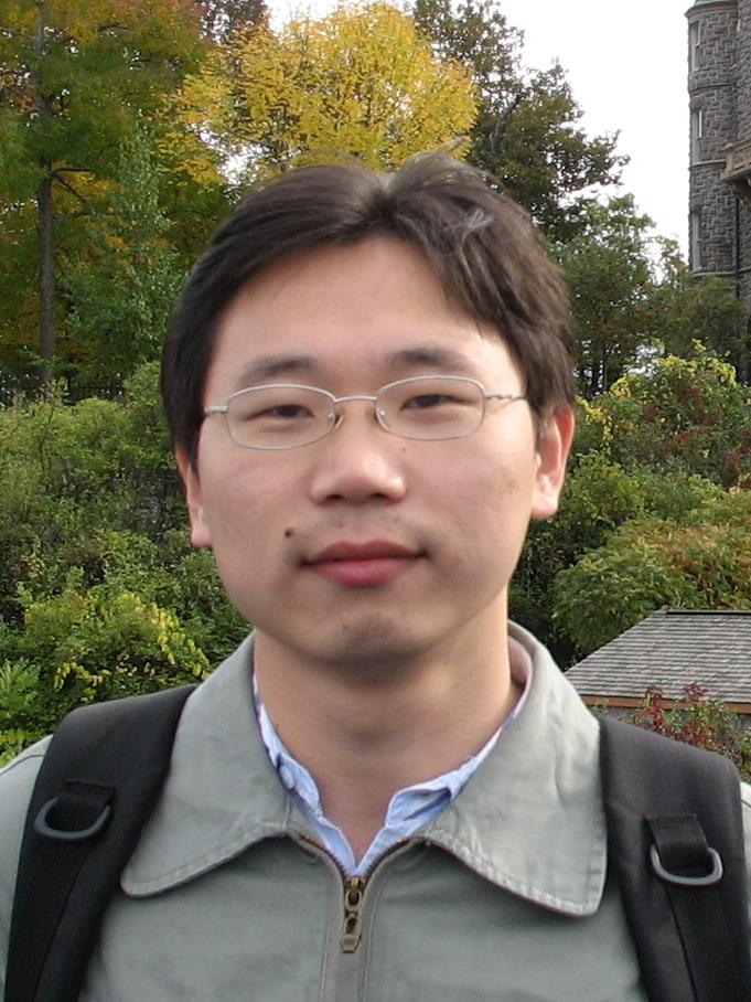 Dr. Gang Li, headshot