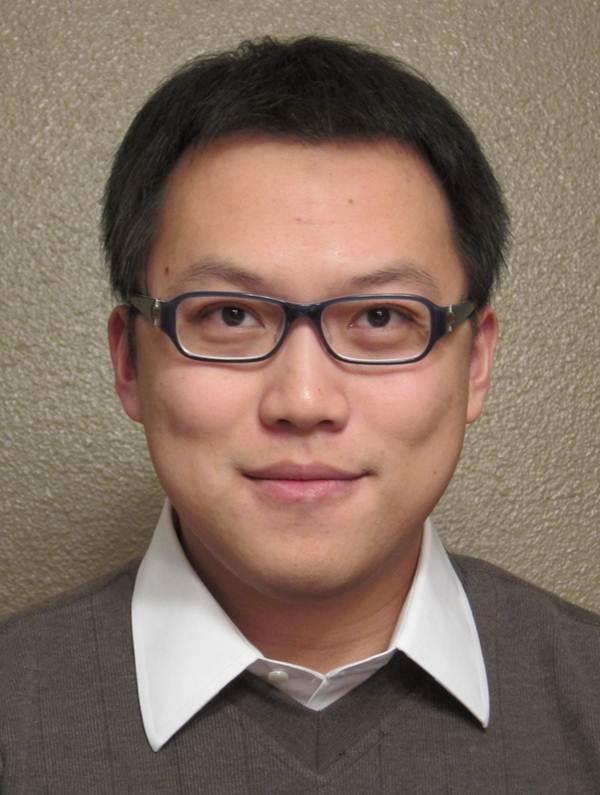 Dr. Ian Shih, headshot