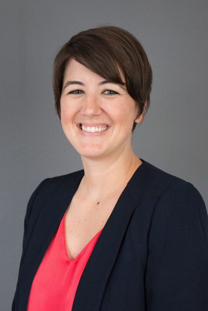 Dr. Keely Muscatell, headshot