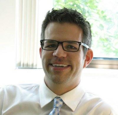 Dr. Kyle Burger, headshot