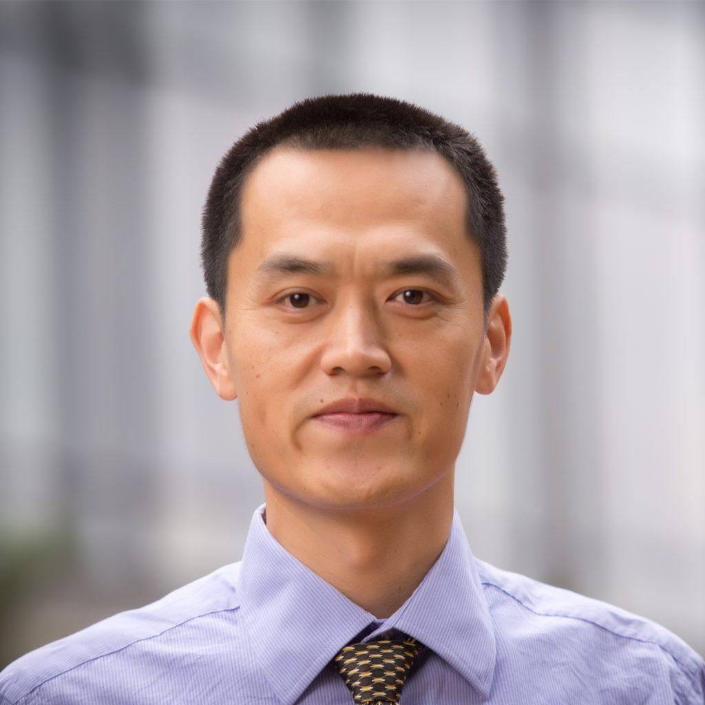 Dr. Zibo Li, headshot