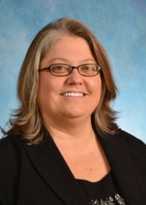 Angela Creighton, headshot