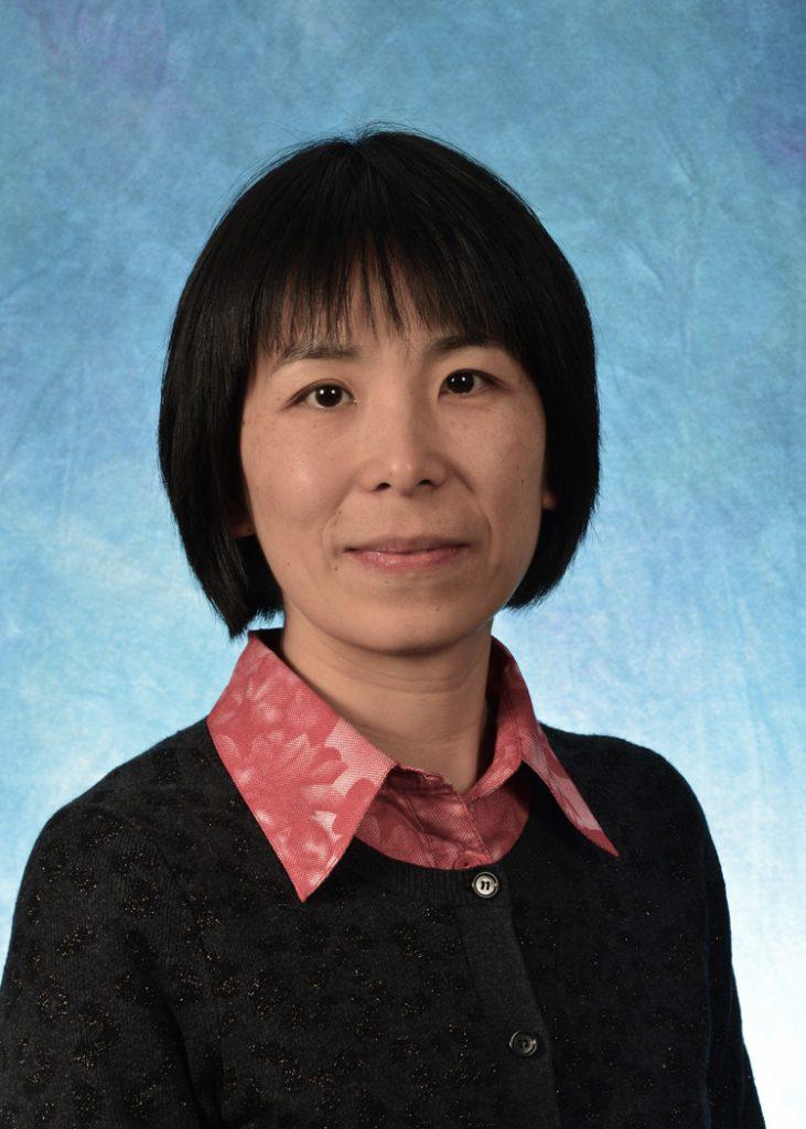 Dr. Hong Yuan, headshot