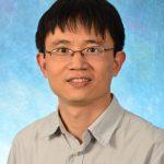Dr. Xiaopeng Zong, headshot