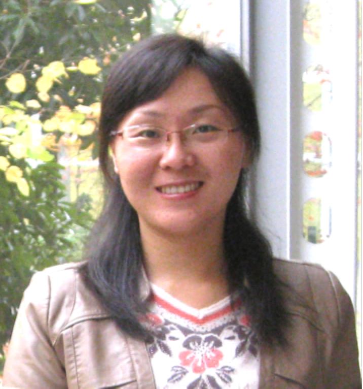 Dr. Mingxia Liu, headshot