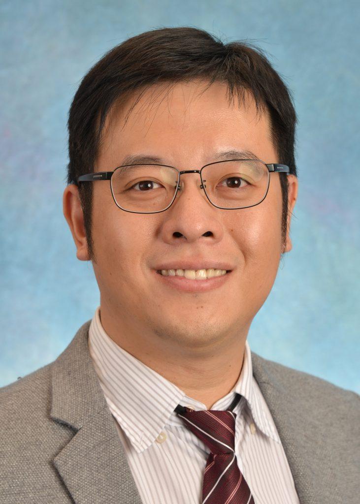 Dr. Sheng Che Hung, headshot