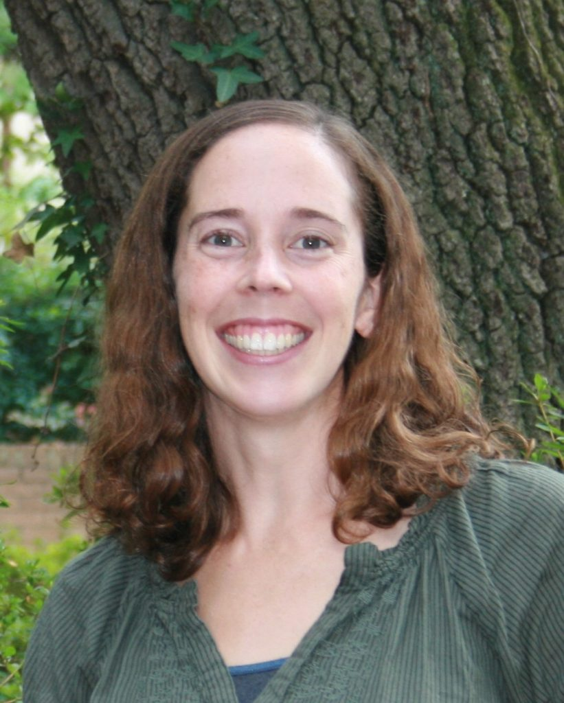 Amanda Elton, headshot