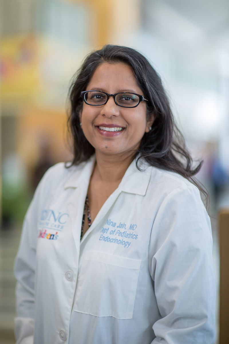 Nina Jain, MD - UNC Children's Research Institute