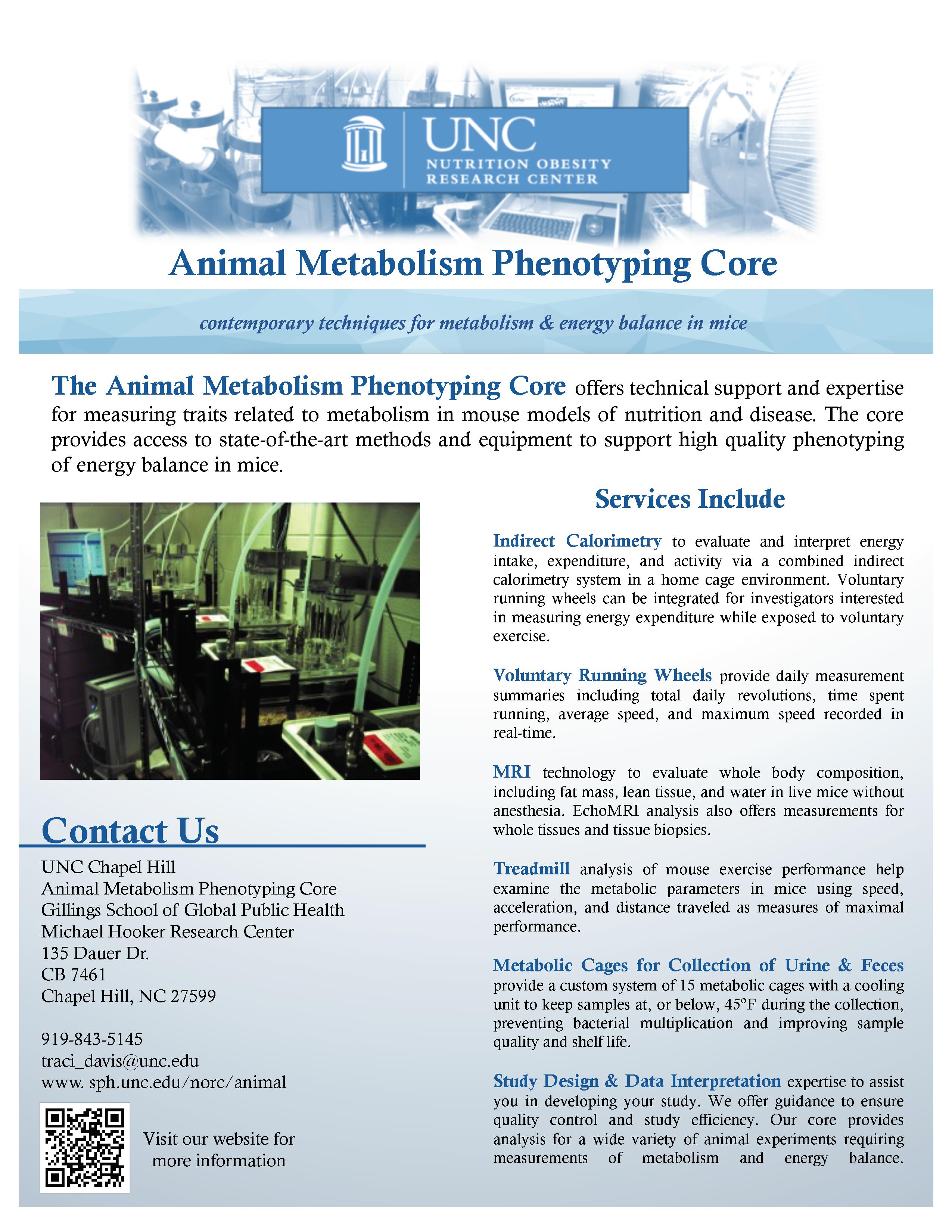 AMP-CH Core Flyer 2020