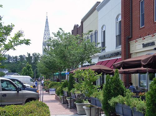 CWHR moved to beautiful Southern Village, a mile south of campus, in 2009.