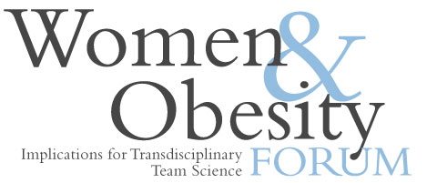 Women and Obesity Logo