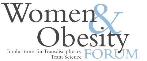 Women and Obesity Logo