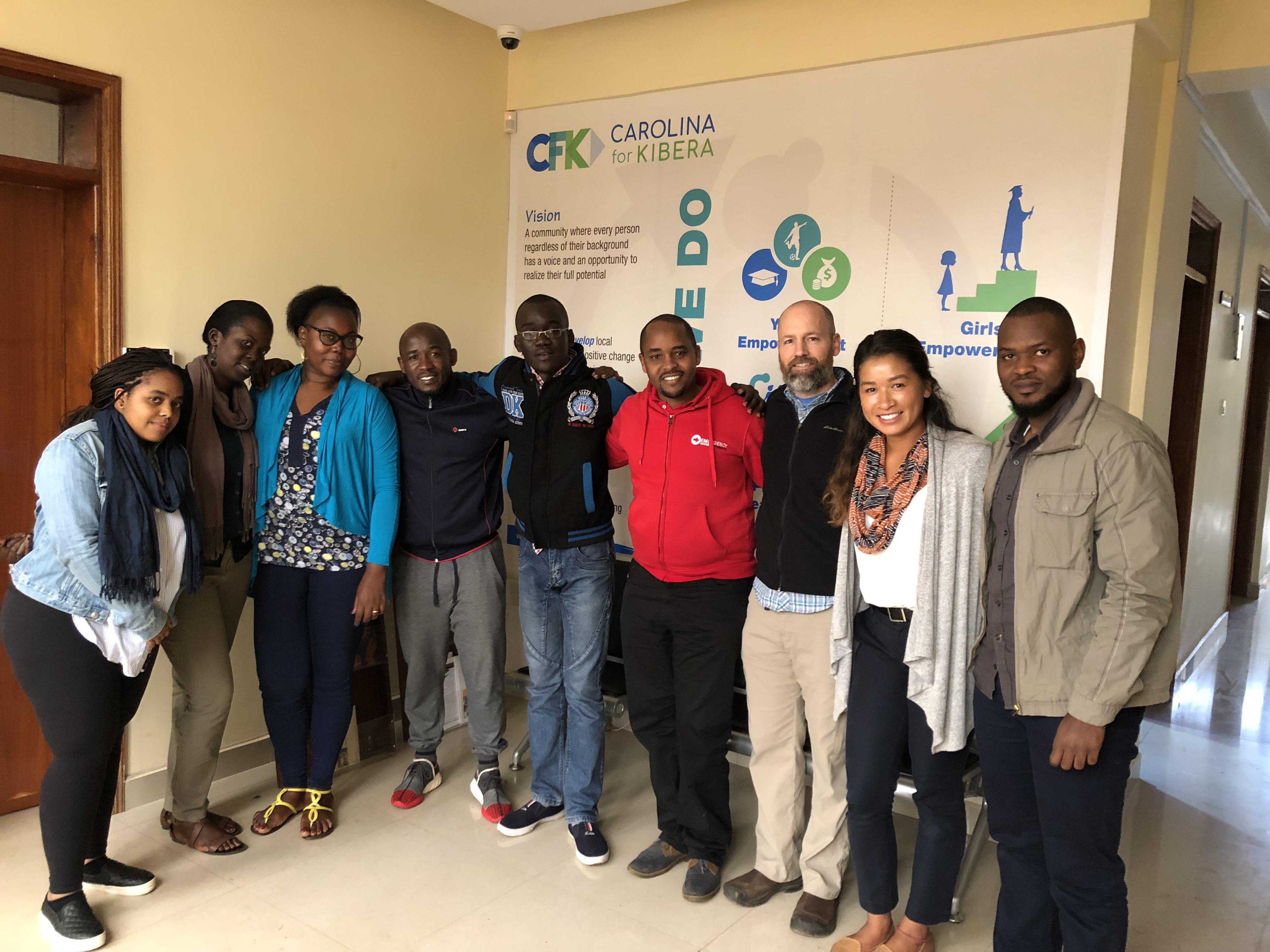 Carolina_for_Kibera_Group