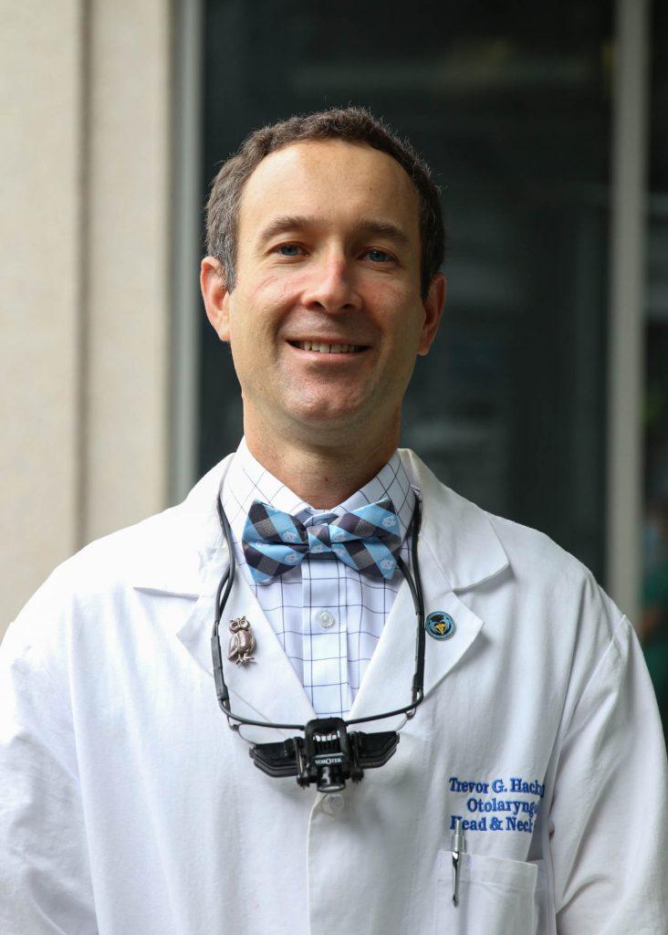 Trevor G. Hackman, MD, FACS