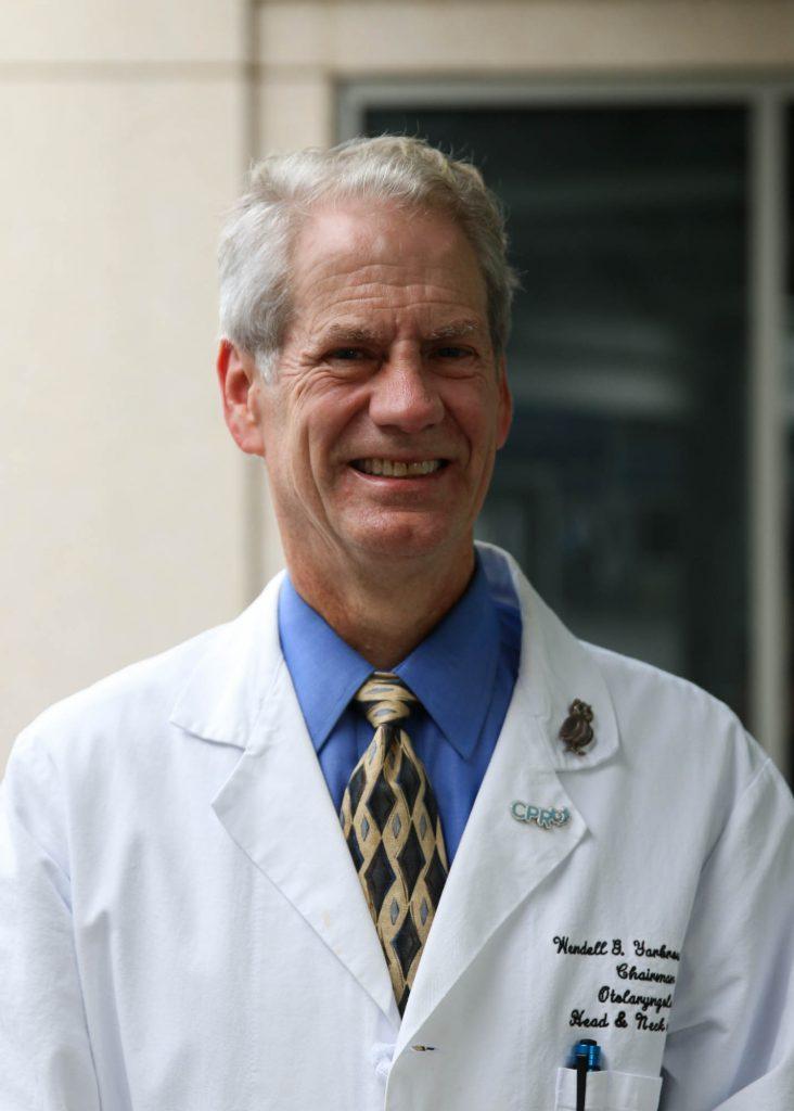 Wendell G. Yarbrough, MD, MMHC, FACS