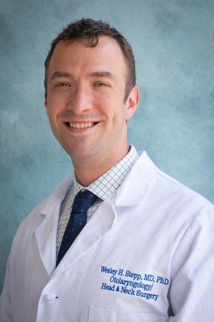 Wesley Stepp, MD, PhD
