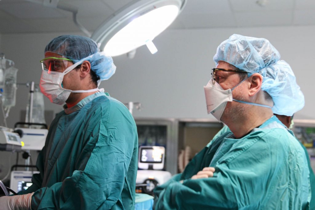 ENT Surgeons at UNC Health in North Carolina