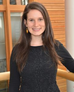 An image of researcher Sarah Kowitt, Phd