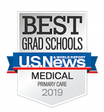 U.S. News & World Report Best in Primary Care badge