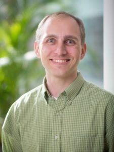 Justin Byron, PhD, Assistant Professor at UNC Family Medicine
