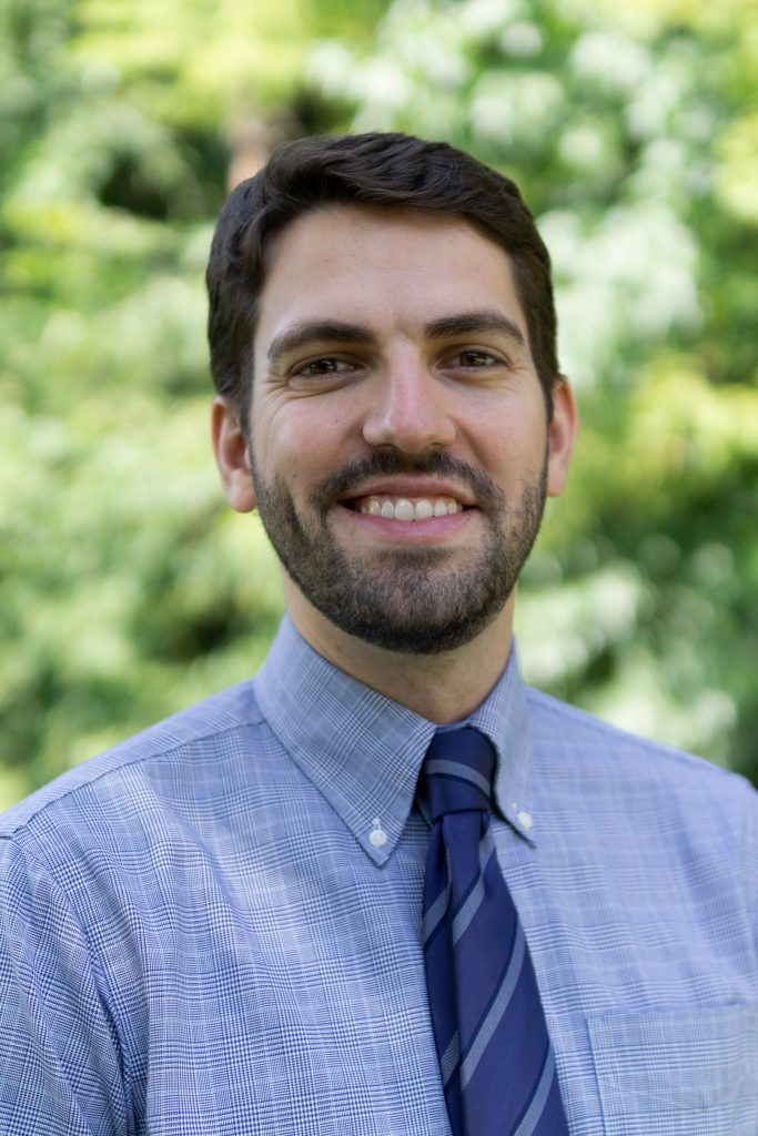 John Doughton, MD, assistant professor at UNC Family Medicine