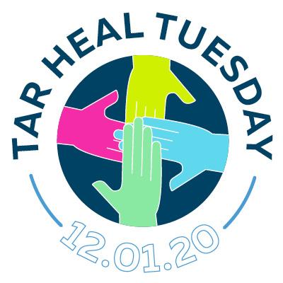Tar Heal Tuesday logo