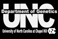 UNC Department of Genetics logo