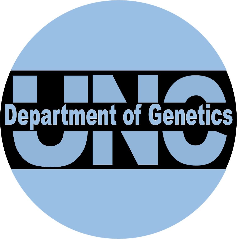 UNC Department of Genetics Logo