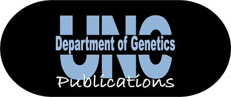 UNC Genetics Publications
