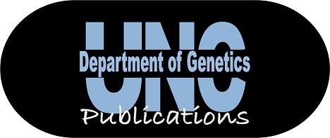 UNC Genetics Publications