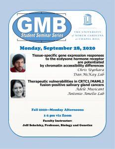 GMB Student Seminars_20 0928