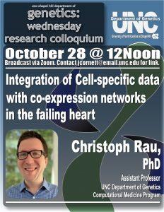 Genetics Colloquium_20 1028 Christoph Rau
