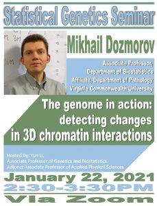Statistical Genetics Seminar_Mikhail Dozmorov 012221