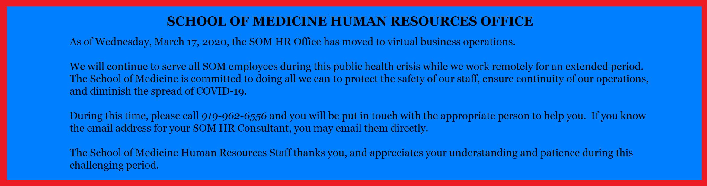 Remote Work Announce
