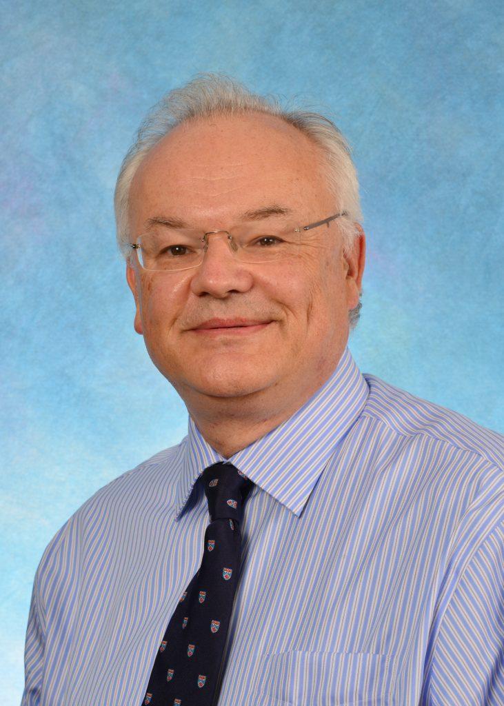 Dr. Nigel Key.