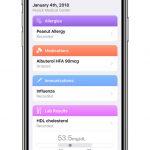 UNC-Apple Health app