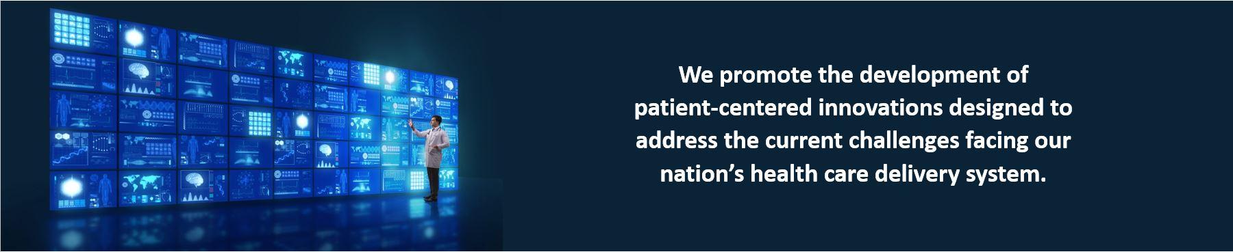 Center for Health Innovation - Homepage Banner