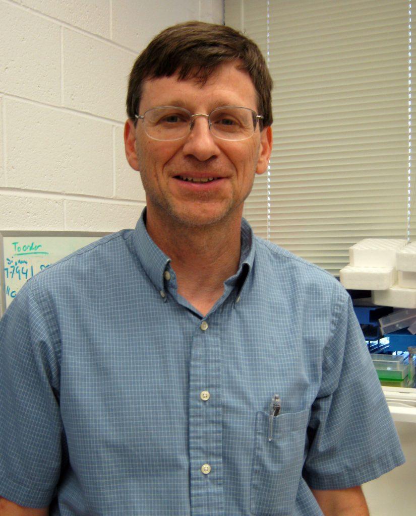 Lawrence Ostrowski, Phd | Marsico Lung Institute
