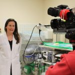 Dr. Anne Peery was interviewed by WRAL, discussing the increase in surgeries.