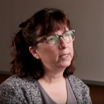 Wanda O'Neal, PhD, is featured in a video talking about her cystic fibrosis research