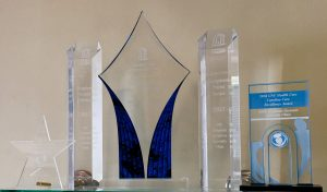 Five straight years of UNC Health Care awards for patient ratings and clinical excellence.