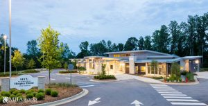 SECU Jim and Betsy Bryan Hospice Home, UNC Health Care