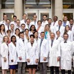 Medicine Residency group photo