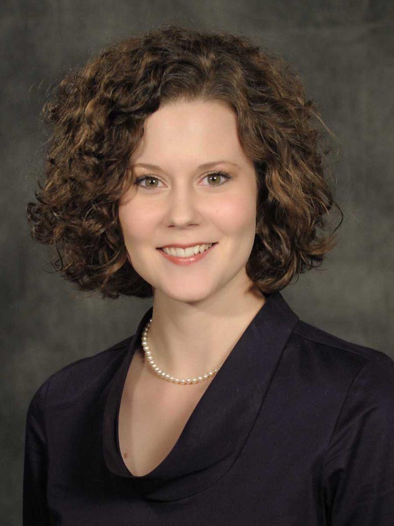 Headshot of Dr. Rebecca Bottom