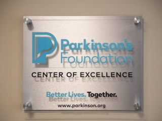 The Parkinson's Foundation is one of UNC Neurology's nine Centers of Excellence