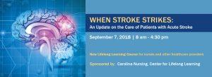 Stroke Conference 2018