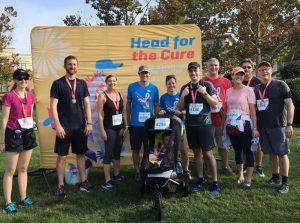 Head for the Cure 2018